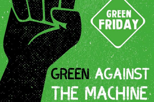 Green Friday à La Malle Des Enfants Terribles