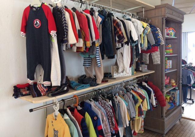 Inauguration de la boutique La Malle Des Enfants Terribles