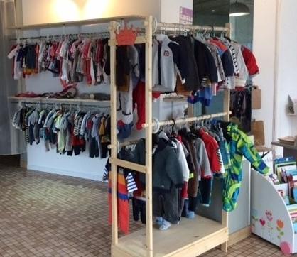 Bienvenue dans la nouvelle boutique La Malle Des Enfants Terribles!